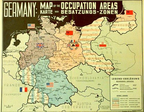 Friedensvertrag Deutschland 1945