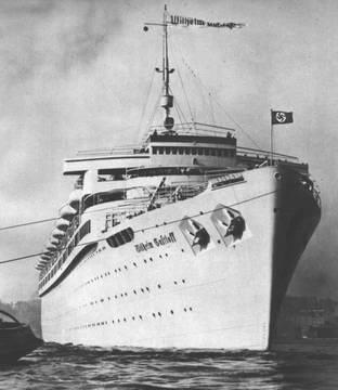 Kreuzfahrtschiff Wilhelm Gustloff