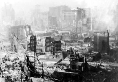 Aref Kalenderblatt Kw162006 Vor 100 Jahren Erdbeben Zerstört