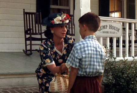 Sally Field in forrest gump
