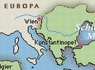 1529: Türken belagern zum 1. Mail Wien