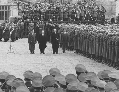 Entstehung Der Bundeswehr