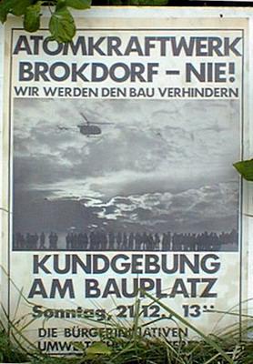 brokdorf demo