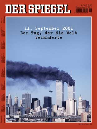 Aref kalenderblatt kw37 2016 9 11 terroranschlag auf for Spiegel titelblatt