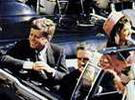 Attentat auf US-Präsident John F. Kennedy in Dallas